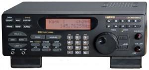 Радиоприемник Uniden Bearcat UBC9000XLT