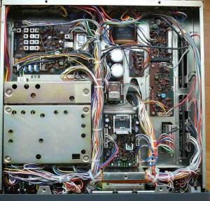 Радиоприемник Kenwood R-820 без крышки
