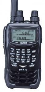 Радиоприемник Alinco DJ-X11