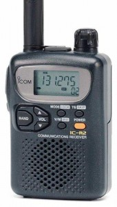 Радиоприемник Icom IC-R2