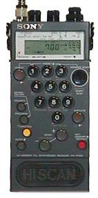 Радиоприемник Sony ICF-PRO80