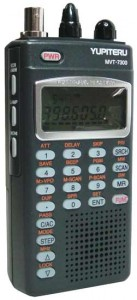 Радиоприемник Yupiteru MVT-7300