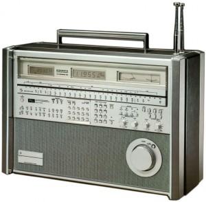 Радиоприемник Panasonic RF-9000