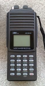 Радиоприемник AOR AR8000
