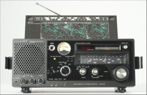 Радиоприемник Sony ICF-6700W