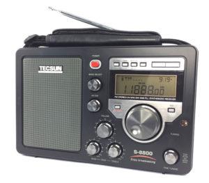 Радиоприемник TECSUN S-8800