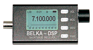 Радиоприёмник Белка-DSP