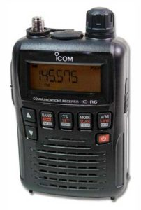 Радиоприемник ICOM IC-R6