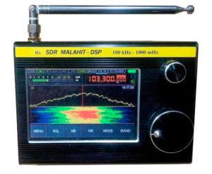 Радиоприемник Малахит DSP