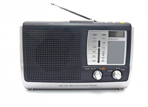 Бытовой переносной радиоприемник